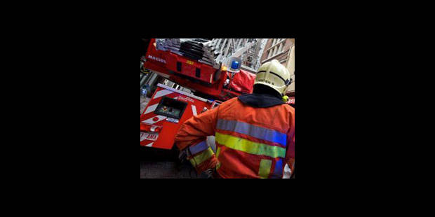 Incendie chez Ceres Bruxelles: l'avenue de Vilvorde fermée 10 heures ! - La DH