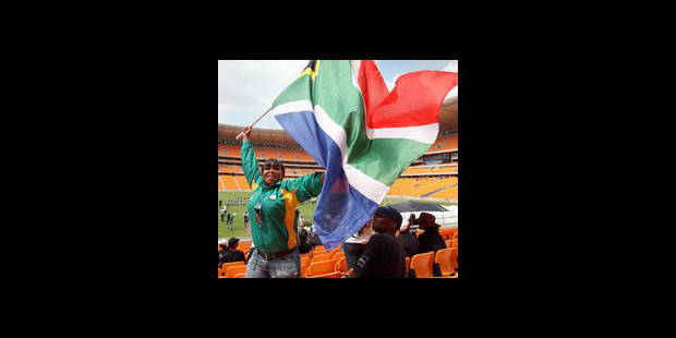 Mondial-2010: Premier match à Soccer City, plus grand stade sud-africain - La DH