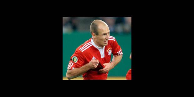 Bayern Munich: Robben, nouveau roi de Bavière - La DH