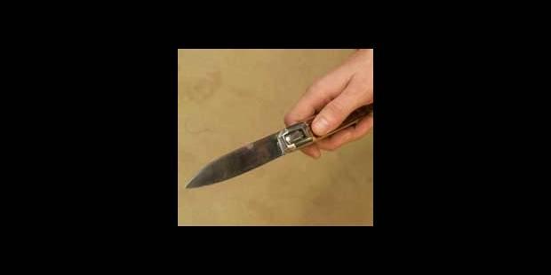 14 coups de couteau à Schaerbeek - La DH