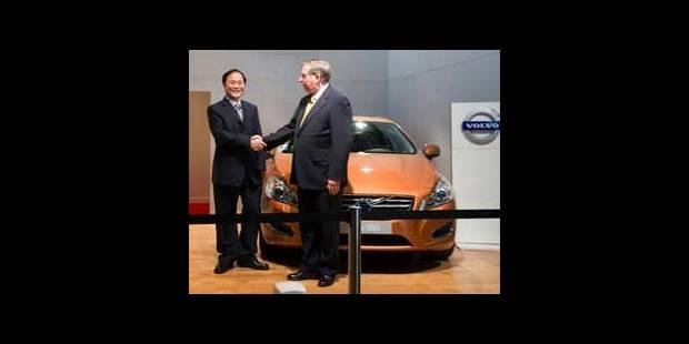Volvo officiellement vendu au chinois Geely - La DH
