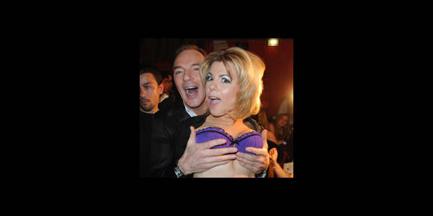 La sextape de Jonathan et Cindy !