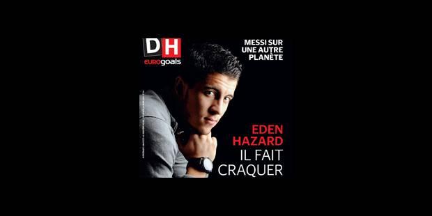 Eurogoals spécial Eden Hazard - La DH