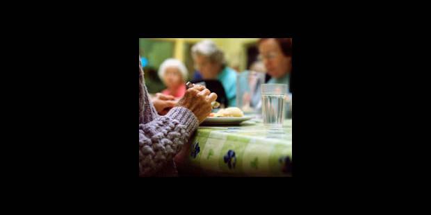 La dénutrition des seniors, un mal passé sous silence - La DH
