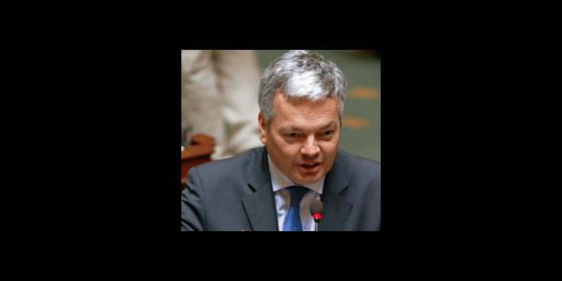Tabac: les médecins furieux contre Didier Reynders - La DH
