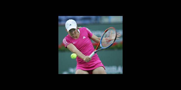 WTA Miami - Justine Henin face à Jill Craybas au 1er tour - La DH
