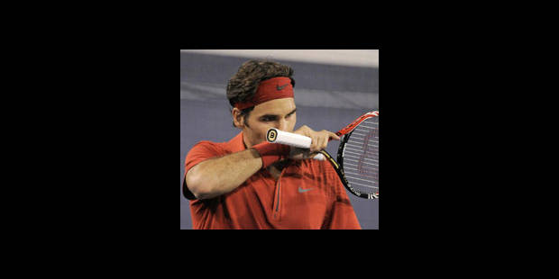 Federer éliminé au 3e tour par Baghdatis