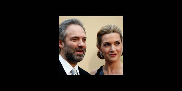 Kate Winslet et Sam Mendes annoncent leur séparation