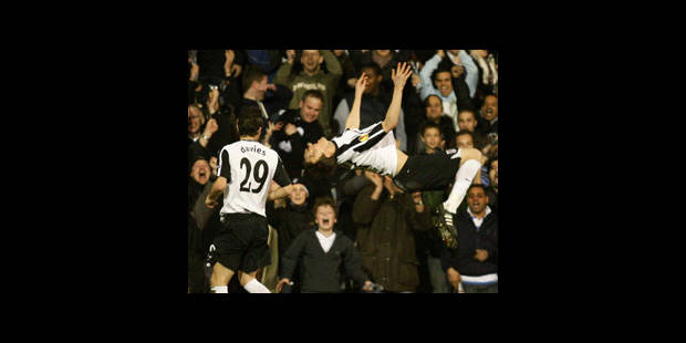 La Juventus Turin subit la loi de Fulham - La DH