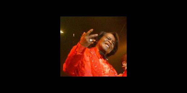 James Brown a (de nouveau) disparu !...
