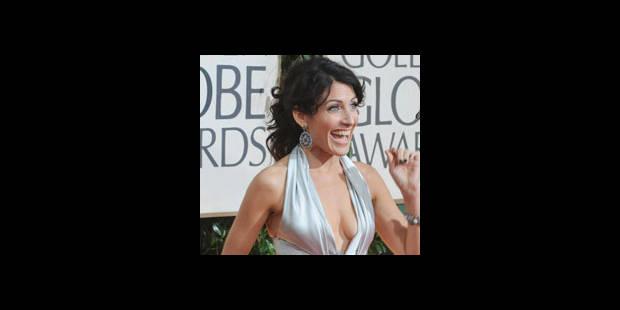 Dr Lisa Cuddy : après le strip-tease, la douche !