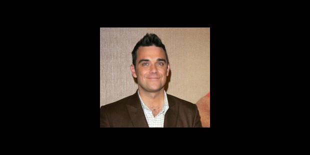 Le combat de Robbie Williams