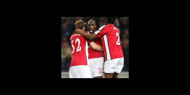 Arsenal plus que jamais dans la course - La DH