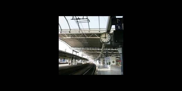 Pagaille à Bruxelles-Midi - La DH