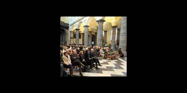 Messe pour les victimes - La DH