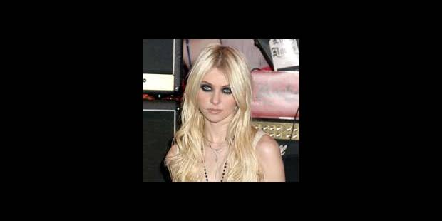 New Look pour Taylor Momsen