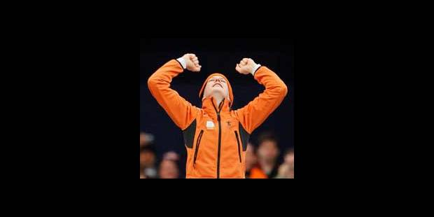 Patinage de vitesse/1500 m: avec Wust, les Pays-Bas font profil haut - La DH