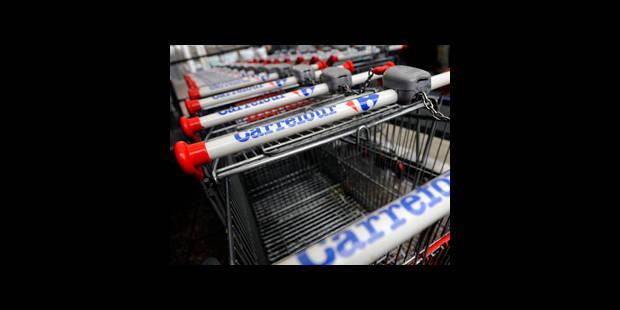 Carrefour compte geler les salaires de ses employés en Belgique - La DH