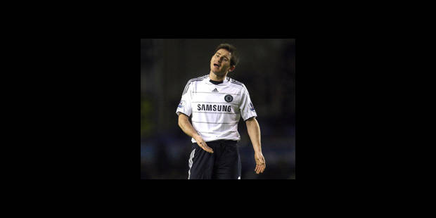 Chelsea : souci d'arrière gauche, Lampard dans le groupe contre l'Inter - La DH