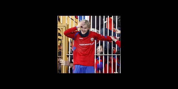 Le CSKA, en manque de compétition, craint son choc contre Séville - La DH