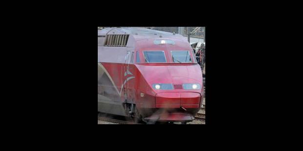 Hal: la circulation des Thalys progressivement rétablie - La DH