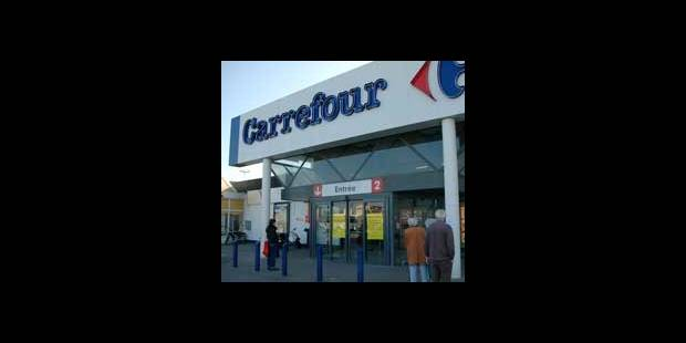 La véritable grève qui paralyse Carrefour - La DH