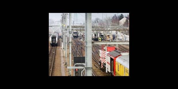"""Hal - SNCB: """"Les boîtes noires ne sont pas fiables"""" - La DH"""