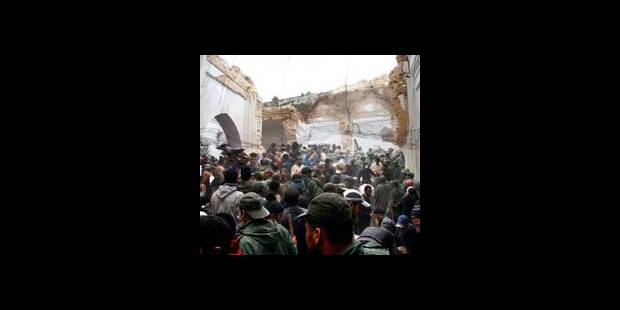 Maroc: 41 morts, 76 blessés dans l'effondrement d'un minaret - La DH