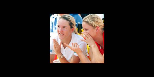 Kim Clijsters et Justine Henin de retour en Fed Cup? - La DH