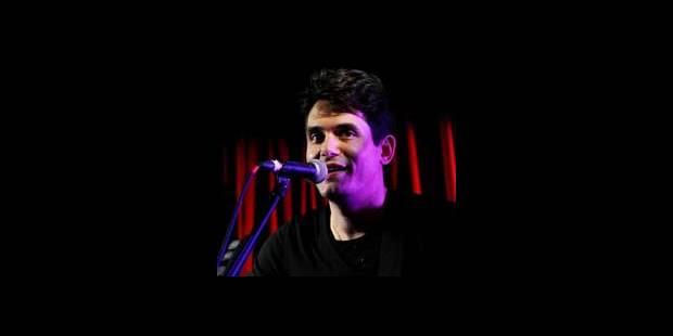 John Mayer: accro au téléphone rose - La DH