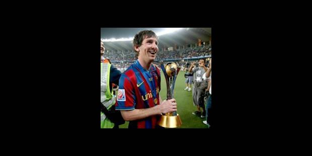 Les 6 titres du Barça lui ont coûté 50 millions - La DH