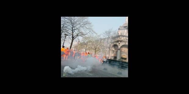 Manifestation nationale: risques de perturbations - La DH