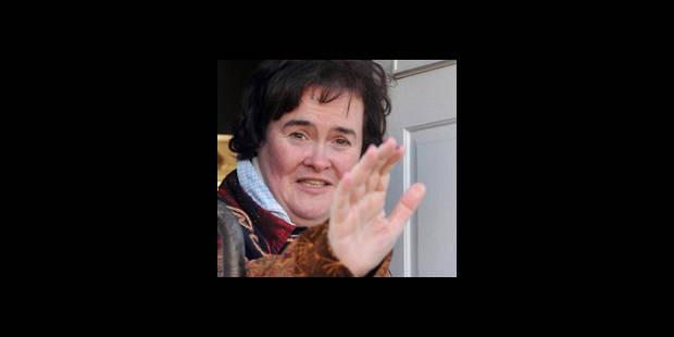 Un homme s'introduit chez Susan Boyle - La DH