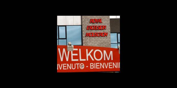Accord sur la création du club Mouscron-Péruwelz - La DH