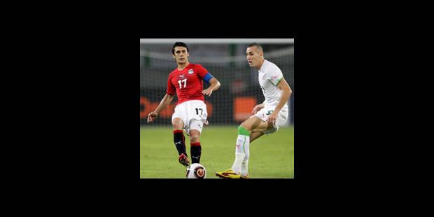 L'Egypte rejoint le Ghana - La DH