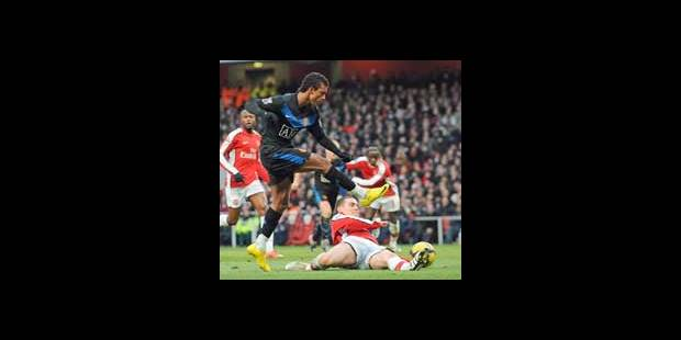 Premiership : ManU bat Arsenal et reste dans le sillage de Chelsea - La DH