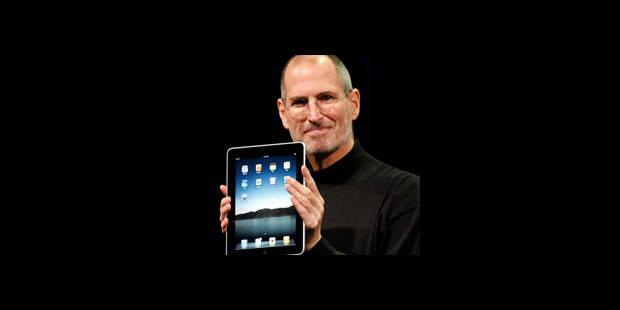 Apple table sur l'iPad - La DH