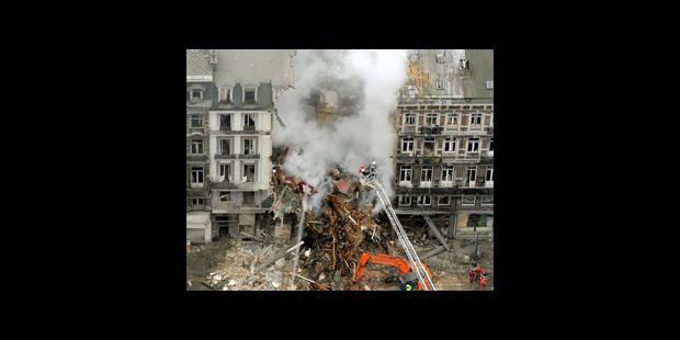 Explosion de Liège: 9 morts, une vingtaine de blessés... - La DH