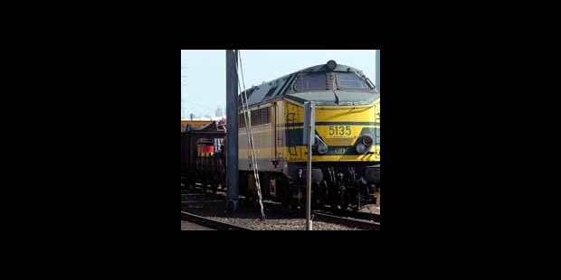 Une personne mortellement fauchée par le train à Ottignies - La DH