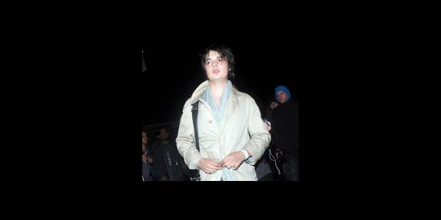 Amende pour Peter Doherty, pour possession d'héroïne à la sortie du tribunal - La DH