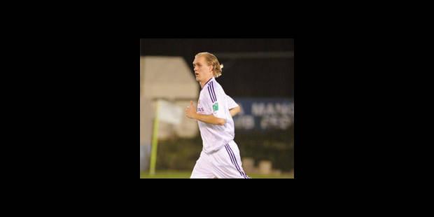 Birger Longueville signe son premier contrat pro avec Anderlecht - La DH