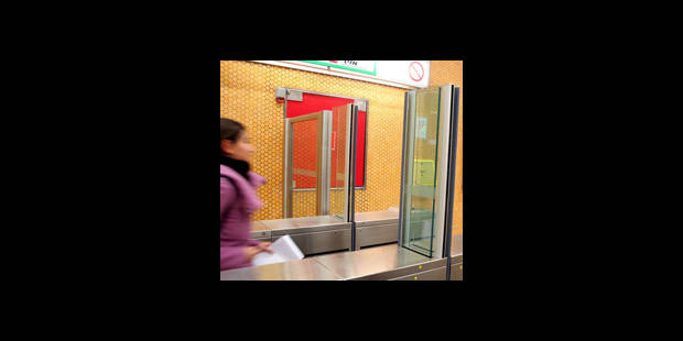 Le métro bruxellois et ses soucis - La DH