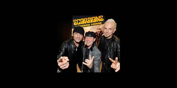 Les Scorpions ne piqueront plus? - La DH