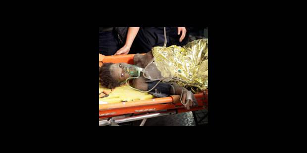 Haïti: jeune fille de 16 ans retrouvée vivante sous les décombres - La DH