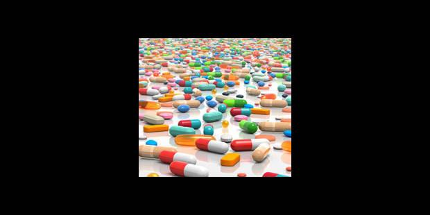 Les Belges sont accros  à toutes les pilules - La DH