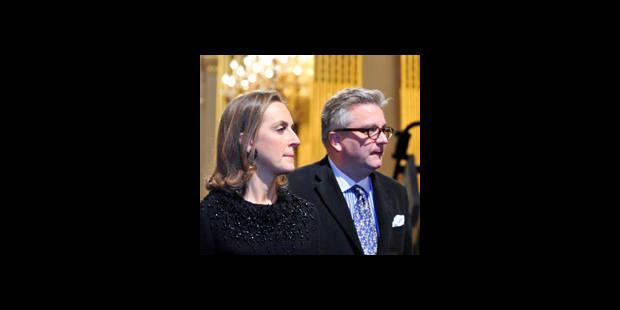 Claire et Laurent : encore de la friture dans le couple - La DH