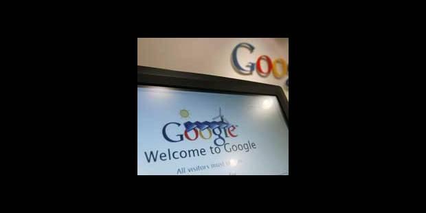 Google fait un bond de 54% du b�n�fice net annuel