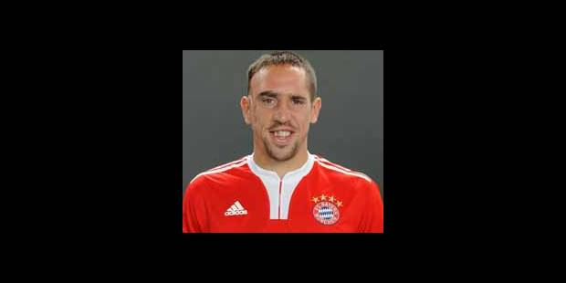 Accord entre le Bayern et le Real Madrid pour Ribéry