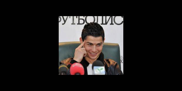 Cristiano Ronaldo, joueur le plus rentable de l'histoire du Real