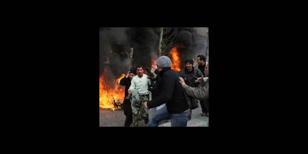 Arrestations en cascade en Iran - La DH